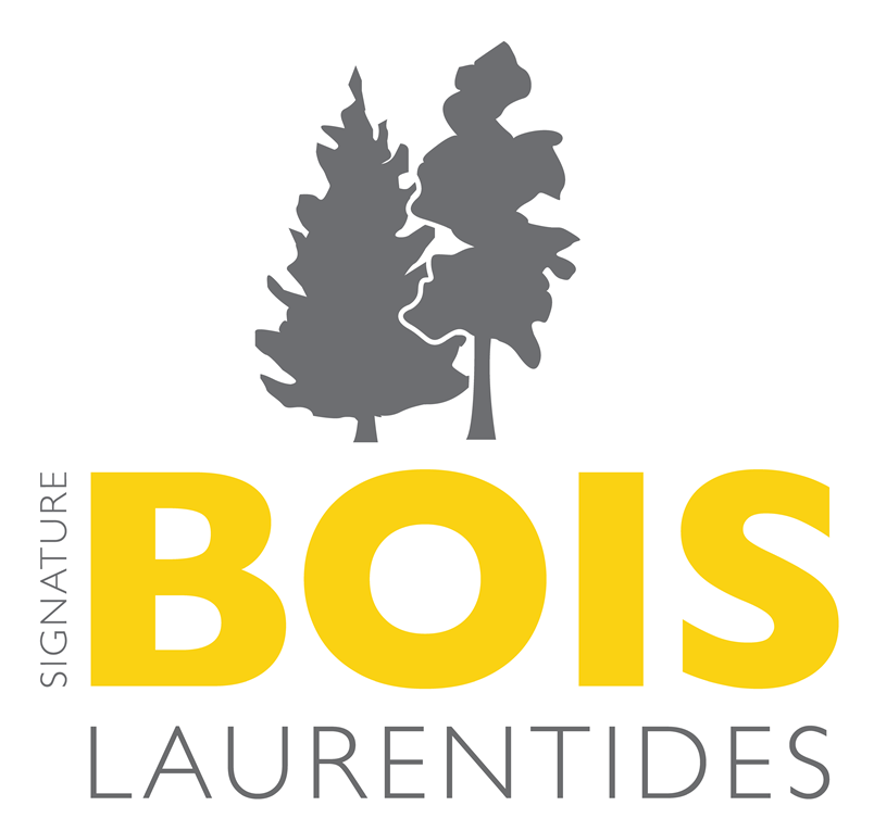 Bois Laurentides Logo