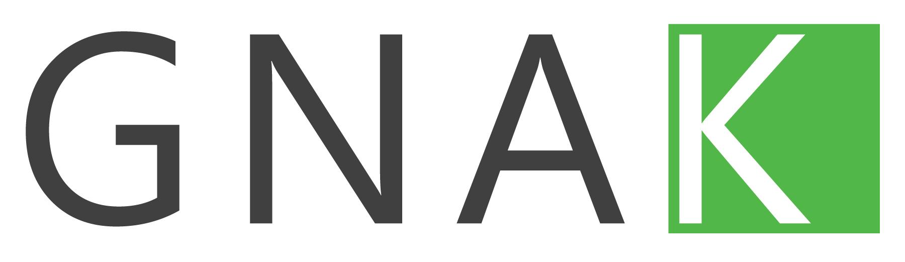 Gnak logo